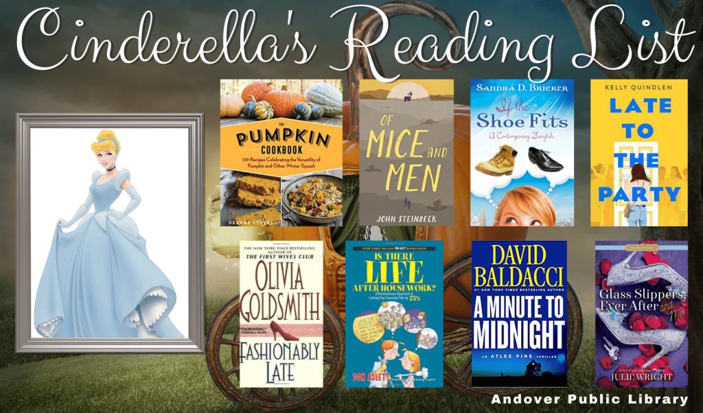 Cinderella's Reading List (1)