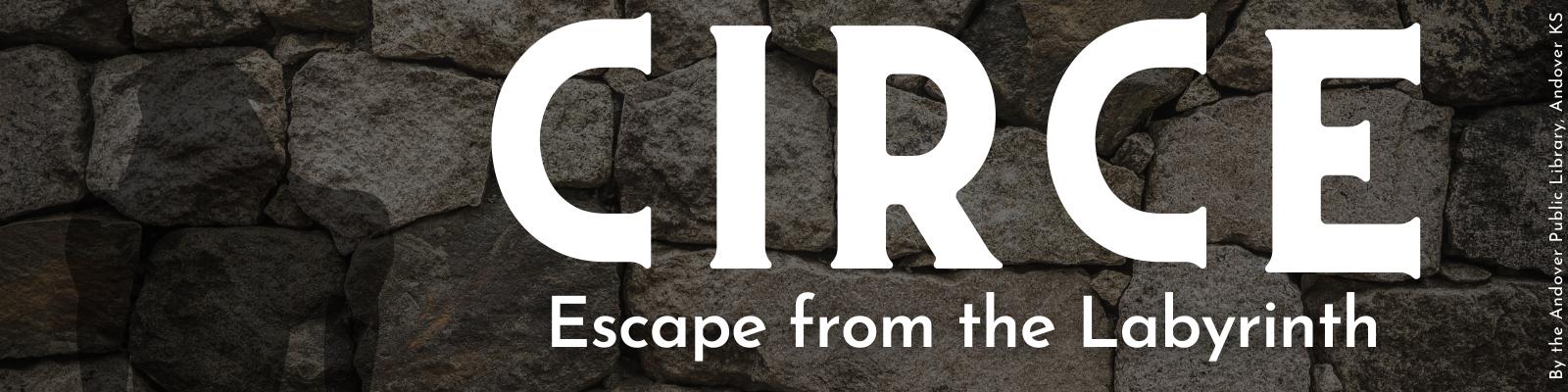 Copy of Circe Escape Room