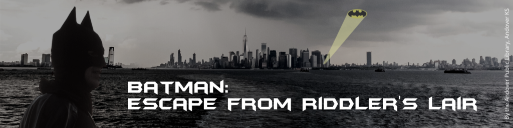 Batman: Escape From Riddler's Lair