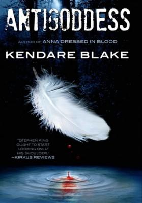 cover image of Antigoddess by Kendare Blake
