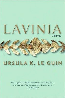cover image of Lavinia by Ursula K. Le Guin