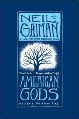cover image of American Gods by Neil Gaiman