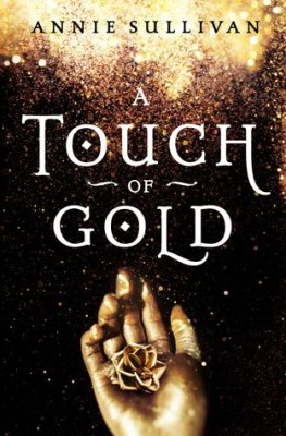 cover image of Touch of Gold by Annie Sullivan