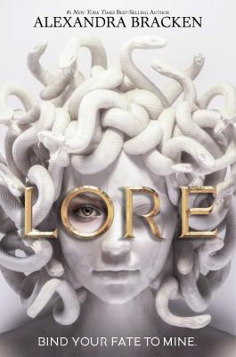 cover image of Lore by Alexandra Bracken