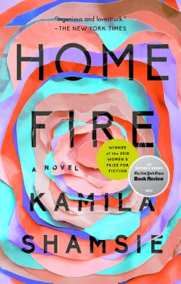 cover image of Home Fire by Kamila Shamsie