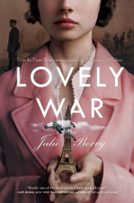 cover image of Lovely War by Julie Berry